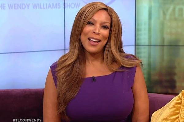 Wendy Williams from The Wendy Williams Show