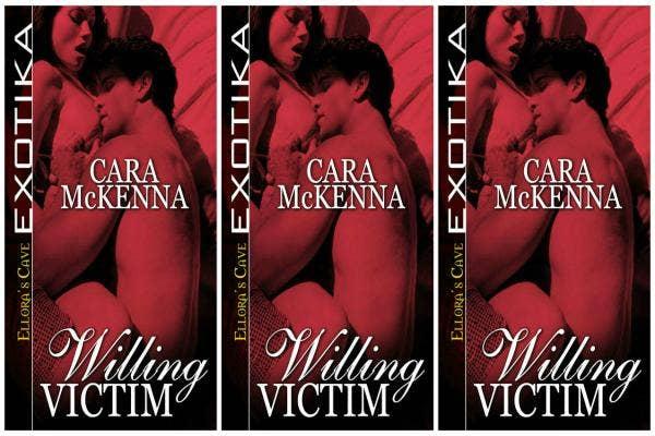 Willing Victim by Cara McKenna