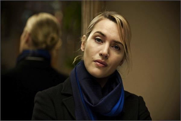 Kate Winslet from Contagion