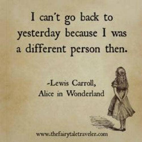 best alice in wonderland quotes