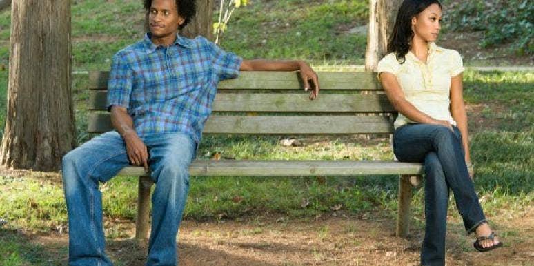 Distant Couple