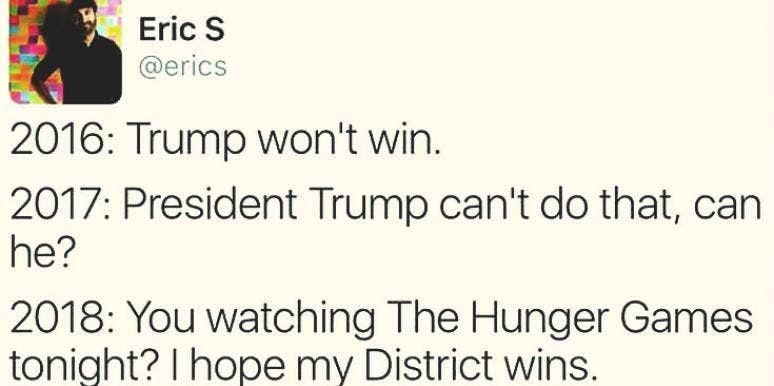 Best Funny Donald Trump Memes Hunger Games