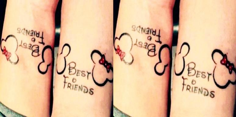 20 Amazing Disney Best Friend Tattoos Ideas | YourTango