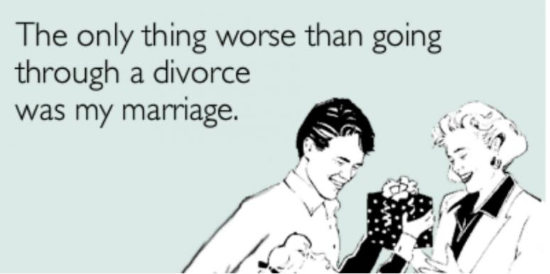 17 Divorce Memes That Prove You Made The Right Decision | YourTango