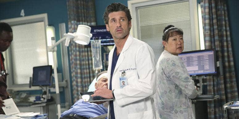 Grey's Anatomy, Patrick Dempsey, Dead