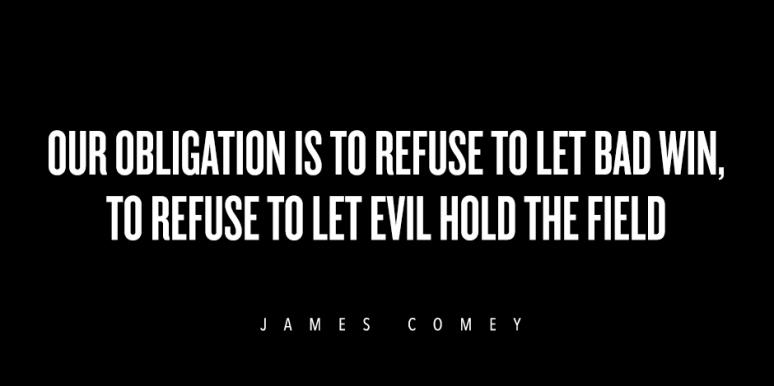 Powerful Quotes About Life Magnificent 16 Best Fbi Director James Comey Quotes About Life Law And .
