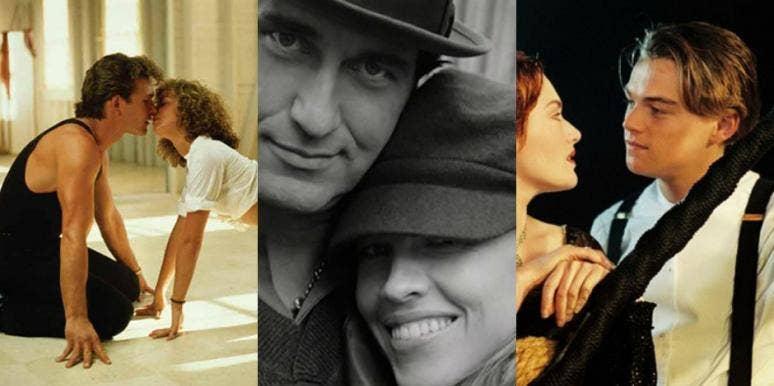 Romantic Movie Men Valentine's Day