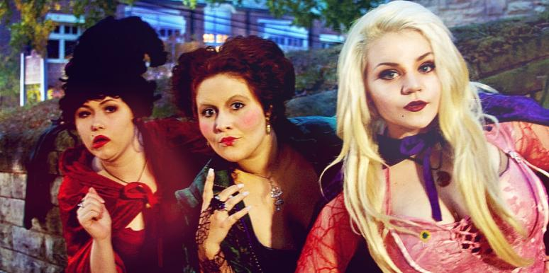 hocus pocus costume throwback halloween costumes