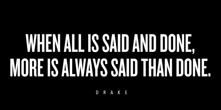 16 Sad Drake Quotes On Heartbreak & Breakups | YourTango