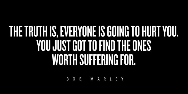 The 12 Best Bob Marley Quotes About Love And Heartbreak Yourtango