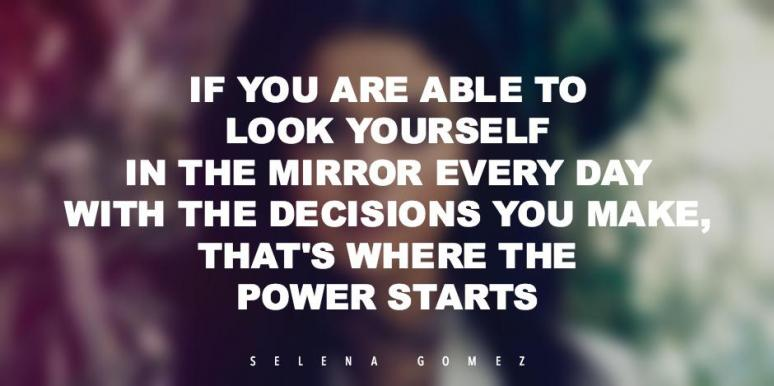 9 Selena Gomez Quotes To Remind You To Love Yourself First Yourtango