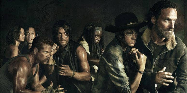AMC The Walking Dead cast Maggie Greene Glenn Rhee Carl Grimes Daryl Dixon Michonne Rick Grimes