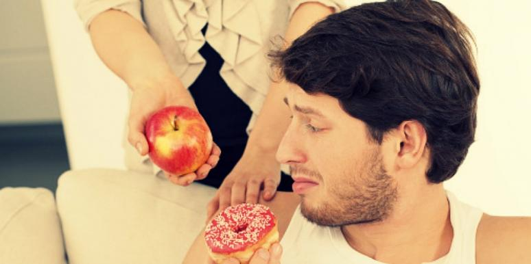 apple or donut