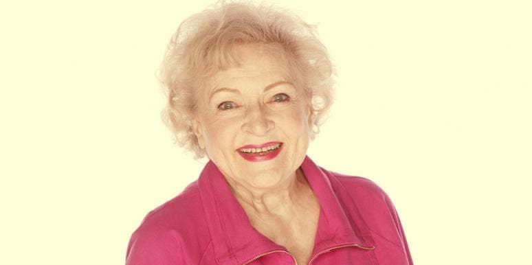 Betty White birthday, Betty White, Betty White love