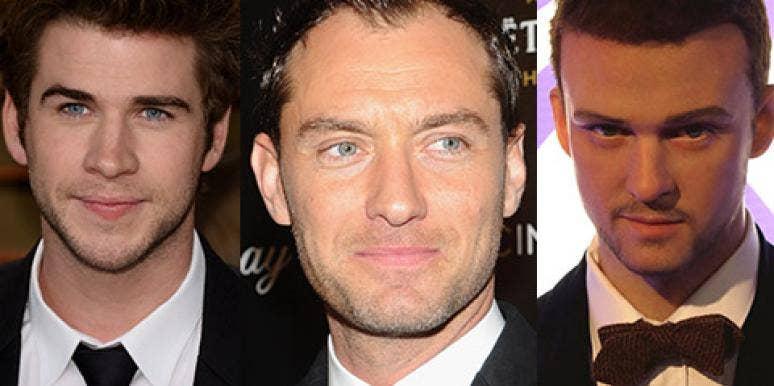 Jude Law, Justin Timberlake, Liam Hemsworth