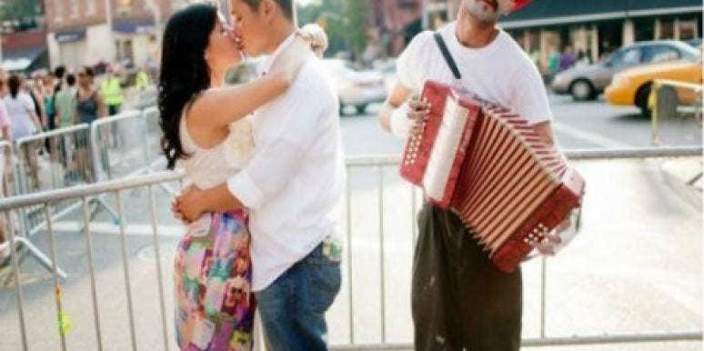 Love: Top 10 Strangest Engagement Photos