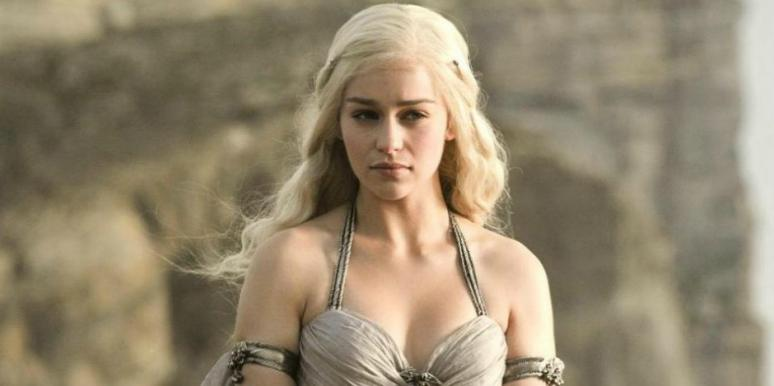Dany Game Of Thrones Actress