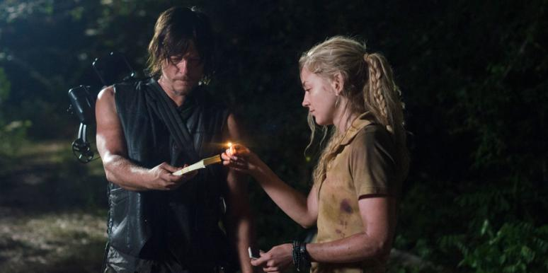 Daryl And Beth Hook Up Walking Dead