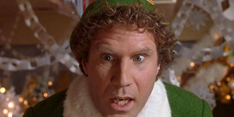 Will Ferrell in 'Elf'