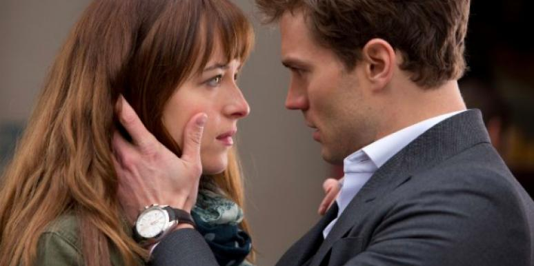Fifty Shades of Grey 50 Shades Of Grey Dakota Johnson Jamie Dornan Christian Grey Ana Steele