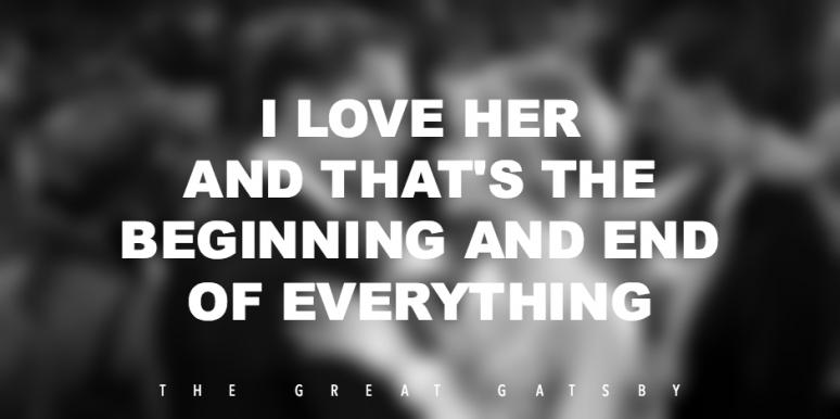 Gatsby Quotes About Daisy That Describe Love Perfectly Yourtango