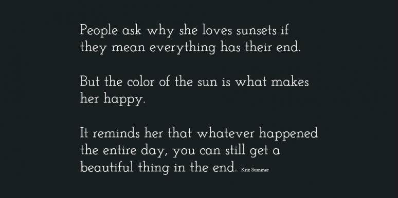 Trying to make her happy quotes