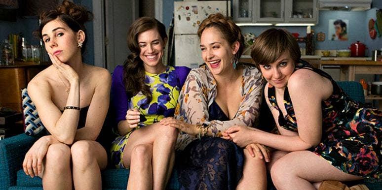 Cast femminile della serie tv Girls