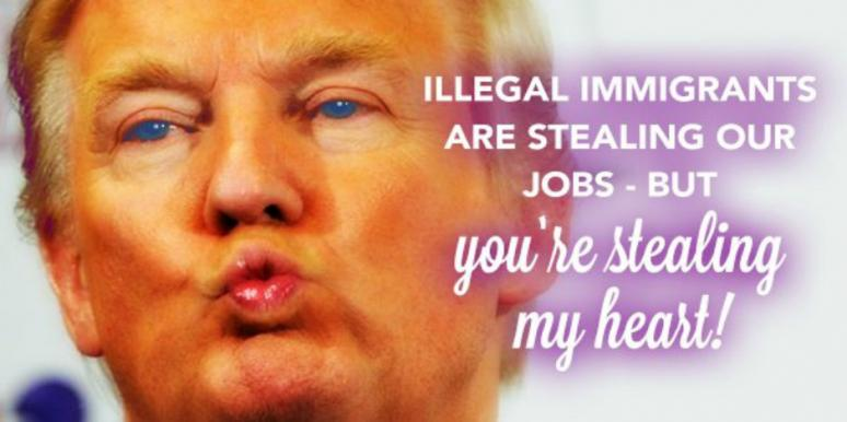 Donald Trump Valentineu0027s Day
