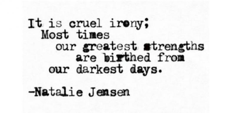 Quotes About Moving On Amusing 10 Instagram Quotes About Moving On From Poet Natalie Jensen .