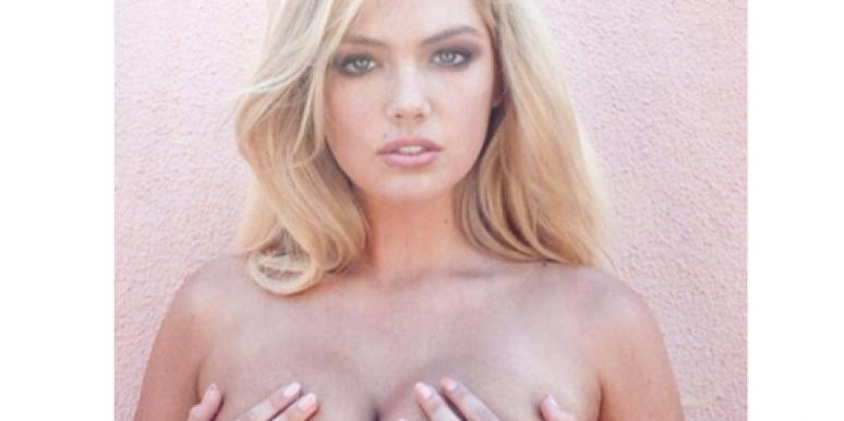 Hottest Women Topless Celebrities: Kate Upton