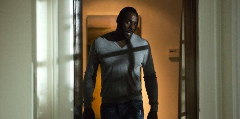 "Idris Elba, future James Bond, starring in ""No Good Deed"""