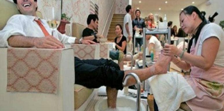 10 Reasons More Men Should Get Pedicures