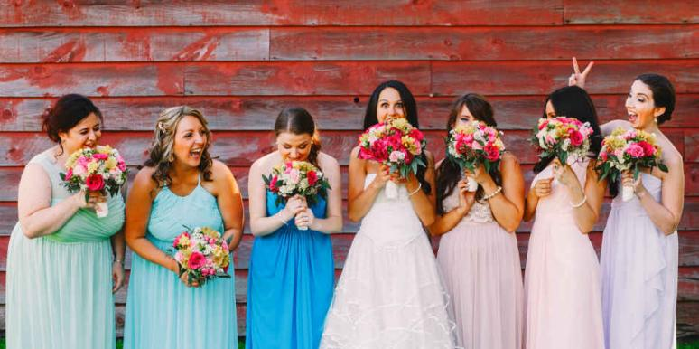Bridesmaids sexual frustration