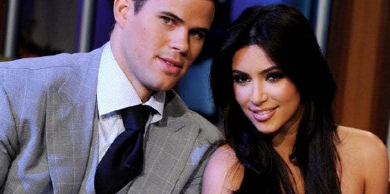 Kris Humphries Kim Kardashian