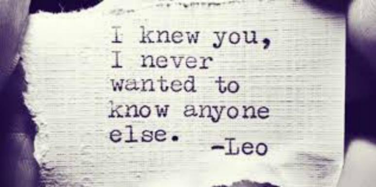 20 Love, Life and Heartbreak Quotes from Leo Christopher