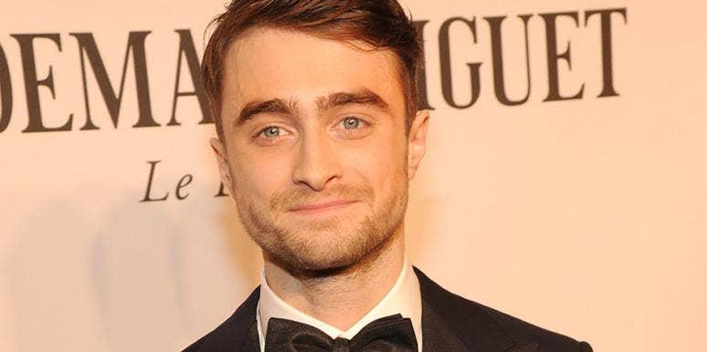Harry Potter, Daniel Radcliffe, Sex