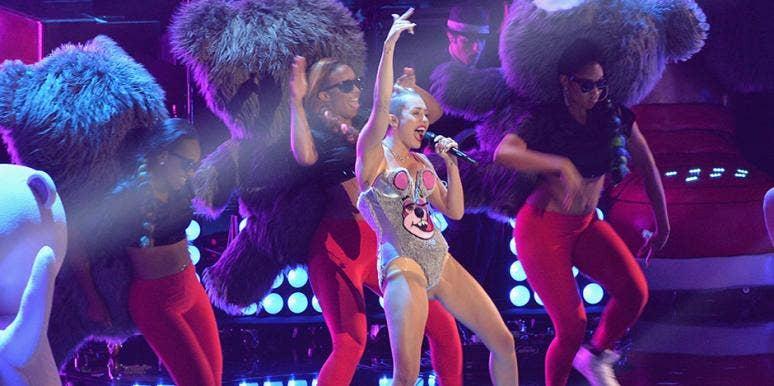Miley Cyrus, MTV Video Music Awards, VMAs