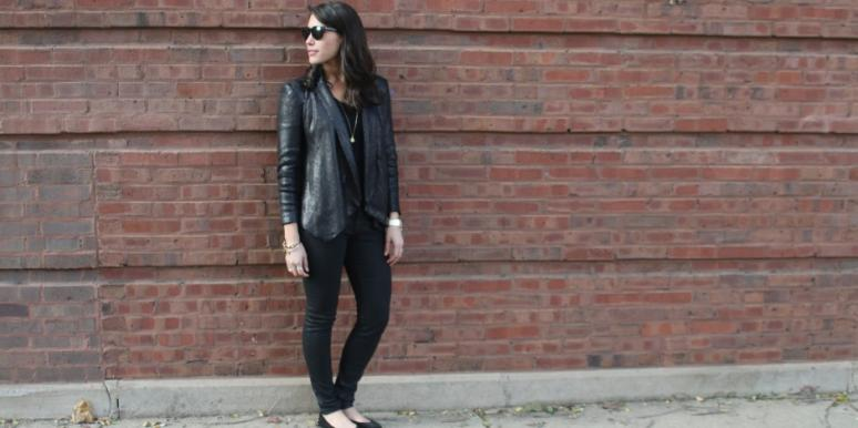 monochromatic outfit
