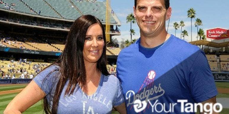 Patti Stanger and fiance David Krausse
