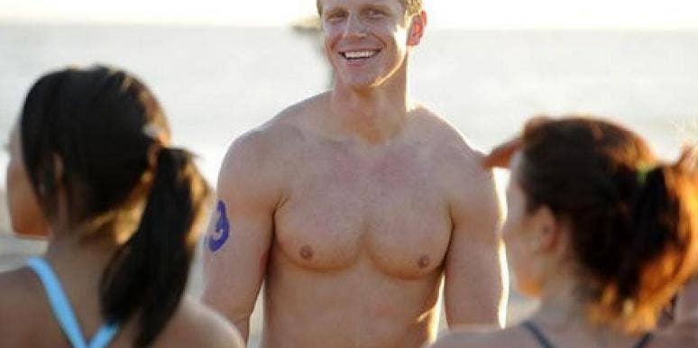 Sean Lowe shirtless