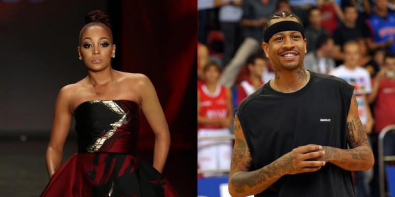 Are Monica And Allen Iverson Dating?