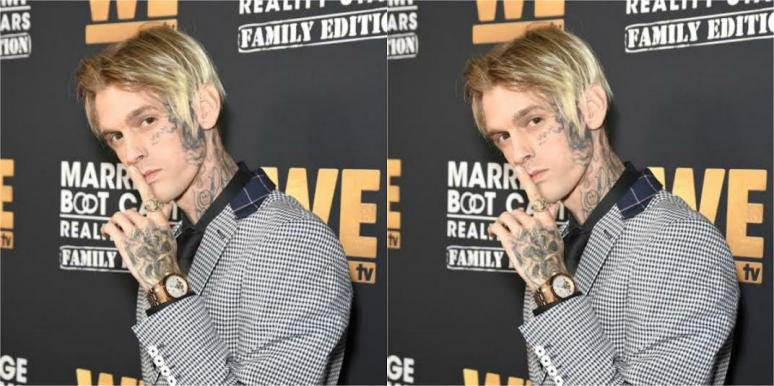 Who Is Aaron Carter's Girlfriend? See The New Face Tattoo He Dedicated To Melanie Martin