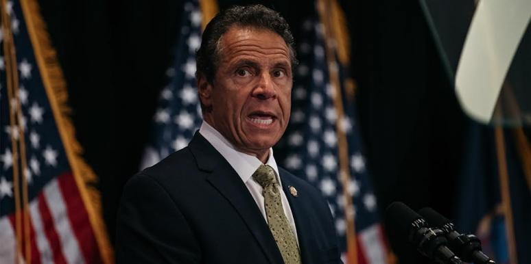 Does Andrew Cuomo Have Pierced Nipples? The Photo That Started The Rumor