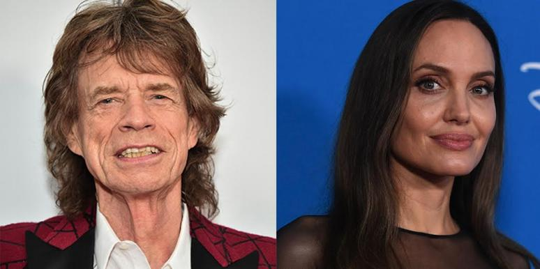 Why Mick Jagger Was Obsessed With Angelina Jolie For Two Years