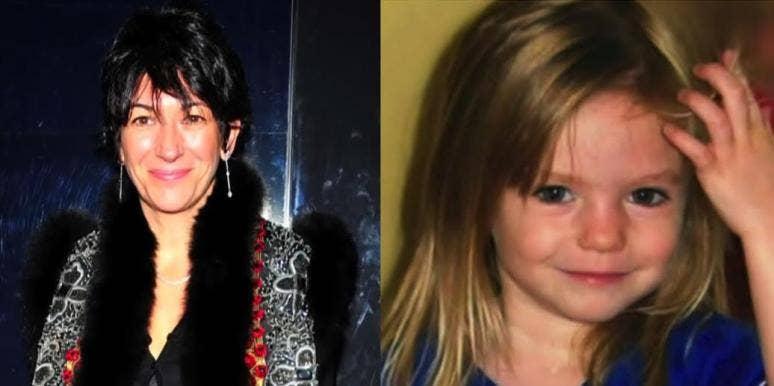Did Ghislaine Maxwell Kidnap Madeleine McCann? Suspect Sketch Bears Eerie Resemblance