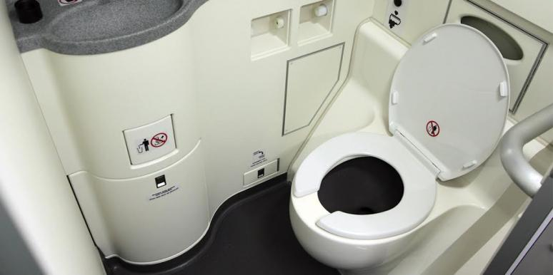 What Is The Coronavirus Challenge? Influencer Goes Viral For Encouraging Followers To Lick Airplane Toilet Seat — Watch