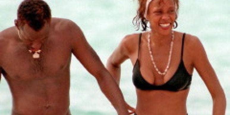 Whitney Houston Oprah Bobby Brown