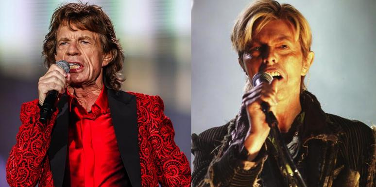Did Mick Jagger And David Bowie Have An Affair?