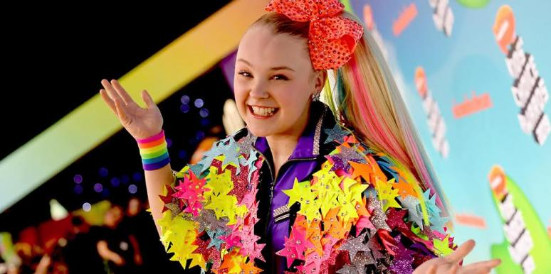 What Does JoJo Siwa Look Like Without Her Ponytail? Youtube Personality Finally Reveals Natural Hair