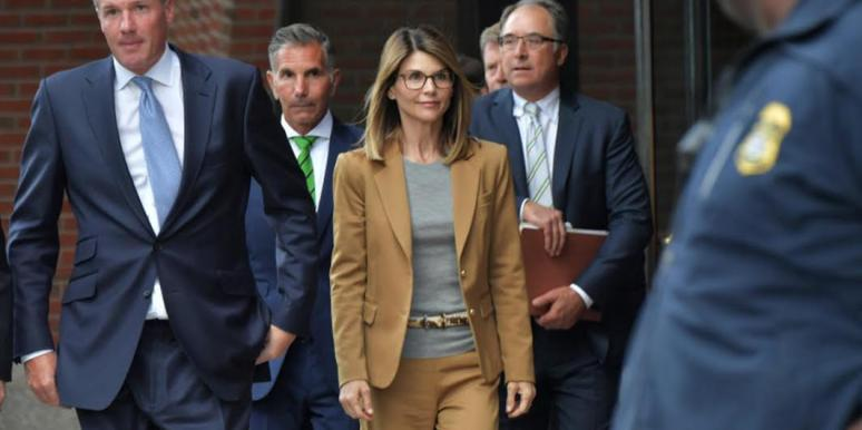 How Long Will Lori Loughlin Spend In Prison? She's Officially Been Sentenced In College Admissions Scandal